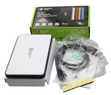 Disco duro portátil blancos para ordenadores y tablets para 1TB