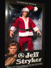 "12"" Jeff Stryker Santa Action Figure  NIB Buy from Jeff direct Limited Edition"