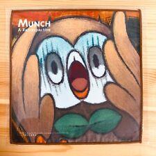 Pokemon × Scream Munch Rowlet Microfiber Towel  Handkerchief Japan Limited