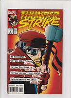 Thunderstrike #5 NM- 9.2 Marvel Comics 1993 Thor