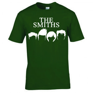 """THE SMITHS """"SILHOUETTE"""" T-SHIRT"""