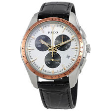 Rado HyperChrome Silver Dial Mens Chronograph Watch R32259105