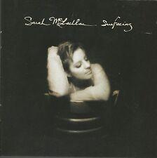 Surfacing * by Sarah McLachlan (CD, 1997, Arista)