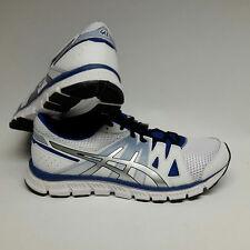 Asics Gel-Unifire White/silver/blueHerren Laufschuhe UK 10 / 45