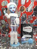 (Lot 3) Monster High Doll, Abbey Bominable, First Wave, 1st Wave, Please Read