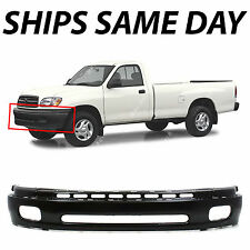 New Primered - Steel Front Bumper Face Bar For 2000-2006 Toyota Tundra Pickup