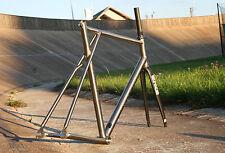 Nouveau Wittson Custom 160 Track Titane Cadre 54 cm Set Fixie Pista unique Lynskey