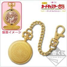 Banpresto Ichiban Kuji Cardcaptor Sakura Last Prize Magic Circle Pocket Watch