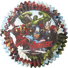 Avengers Marvel Cupcake Baking Cups 50 ct from Wilton #4110 - NEW