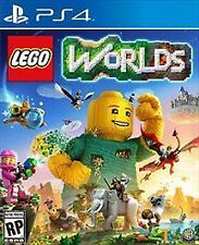 LEGO Worlds PS4 * NEW *