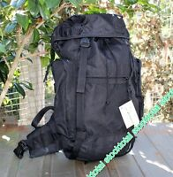 MOCHILA MILITAR BLACK CAMO 35  BACKPACK 30302 M13