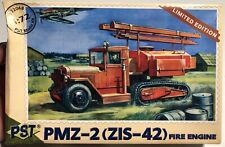 PST PMZ-2 ZIS-42 Fire Engine 1/72 NIB Model Kit 'Sullys Hobbies'