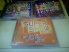 BRAVO super show vol.1, 2,4,99,2000,2002 bon état,, collection