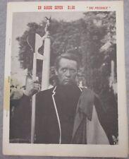 """The Prisoner Fanzine """"En Garde Seven"""" GEN VINTAGE Patrick McGoohan 1970"""