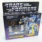 Transformers G1 Soundwave - Reissue w/ Buzzsaw Cassette Walmart Exclusive Figure