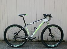 Cannondale Flash Carbon 29er 3 L Lefty PBR Mountain Bike XT M8000 Brakes SRAM XC