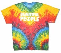 ASAP Ferg Beautiful People Tie Dye T-Shirt New Official A$AP Mob