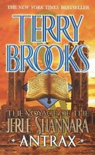 Antrax (The Voyage of the Jerle Shannara) Brooks, Terry Mass Market Paperback