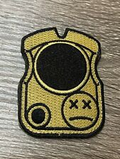 Afk Andy Frankart Toe XL Moral Patch
