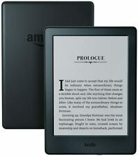 "Kindle E-Reader eBook, 2016 8th Gen, 6"" Dis 4GB Wi-Fi, Built-in Audible - Black"