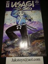 Jak's store Tessa Sketch Usagi Yojimbo #6 variant IDW trade cover comic book