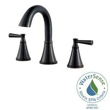 Pfister Cantara 8 in. Widespread 2-Handle Bathroom Faucet in Tuscan Bronze
