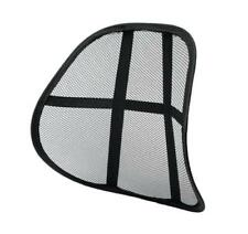VEHICLE SEAT SUPPORT BACK REST MESH