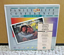 CREATING INTIMACY IN MARRIAGE cassette tape set Dennis Rainey relationships 1986