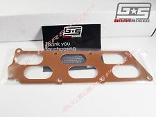GRIMMSPEED PHENOLIC THERMAL INTAKE MANIFOLD SPACER FOR 13-14 GENESIS COUPE V6