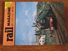 $$$ Revue Rail magazine N°73 BB 13000AAATVTram St Etienne230 D Nord