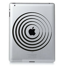 motif #10 Apple Ipad Mac MacBook PC PORTABLE autocollant vinyle décalcomanie.