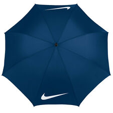 "Brand NEW Nike Golf Windproof 62"" Umbrella - Navy/White"