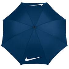 "Brand NEW Nike Golf Windproof 62"" Umbrella - Navy/White"
