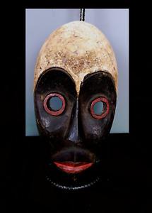Beautiful Tribal Dan   Mask    --- Coted'Ivoire