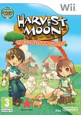 Harvest Moon Tree of Tranquility Nintendo Wii PAL Brand New