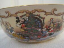 Disney – Lenox Xmas Bowl - $76.99