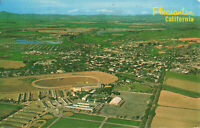 Postcard Pleasanton California Posted 1974