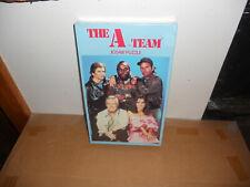 1983 The A-Team 200 Piece Jigsaw Puzzle Unopen Nice Shape