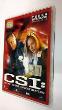 CSI Scena del crimine  Crime Scene Investigation DVD Serie TV Stagione 4 vol. 2