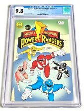 Mighty Morphin Power Rangers #1 CGC 9.8