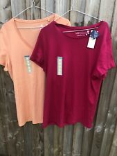 Ladies Bundle Of Tops By Marks And Spencer Size 24 RRP £29.99 (D578)