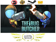 The Bug Butcher PC & Mac Digital STEAM KEY - Region Free