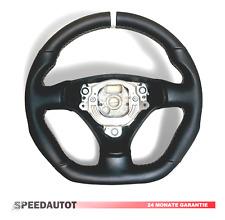 S-LINE Sport Aplati Volant en Cuir Noir Audi A3 8P0419091H