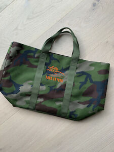 Todd Snyder X L.L. Bean Camouflage Tote Bag Large Brand New
