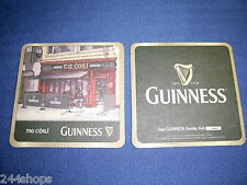 TIG COILI BAR GALWAY GUINNESS COASTER MAT IREAND - Unused