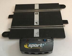 Scalextric Sport C8217 - 15v 12v Power base Start / finish Line  - Free post