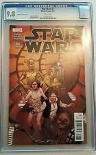 STAR WARS # 1 CGC 9.8 MCLEOD VARIANT COVER