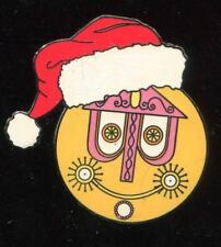 DLR Small World Christmas Clockface Disney Pin 3276