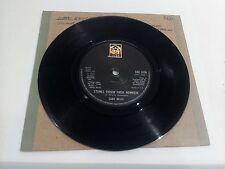 "Cado Belle Stones Throw From Nowhere 7"" Single EX Vinyl Record ANC 1038"