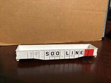 Soo Line 50' Gondola by Athearn